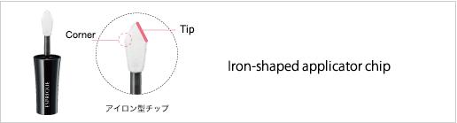 lip06-ironshapeapplicatorchip