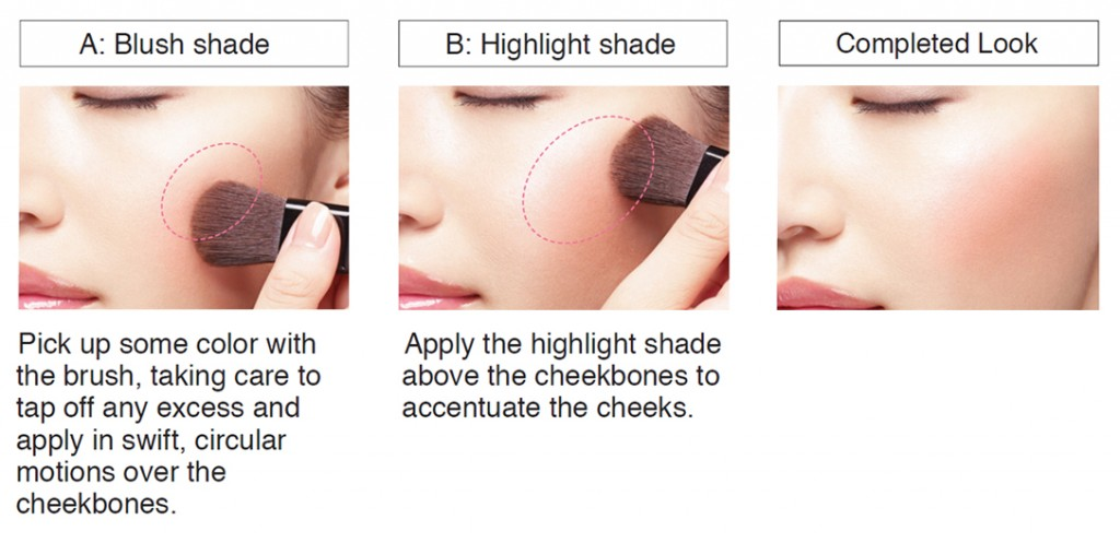ESP Glow Cheek How To